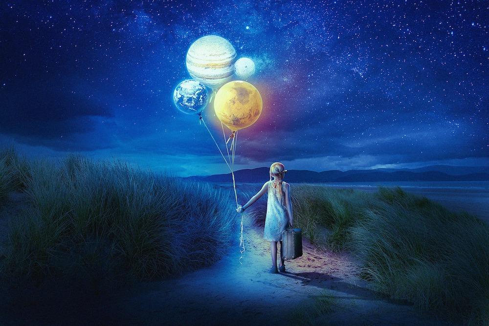Oceanic Transmission of Love